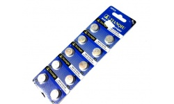 AG13/357A Alkaline Battery